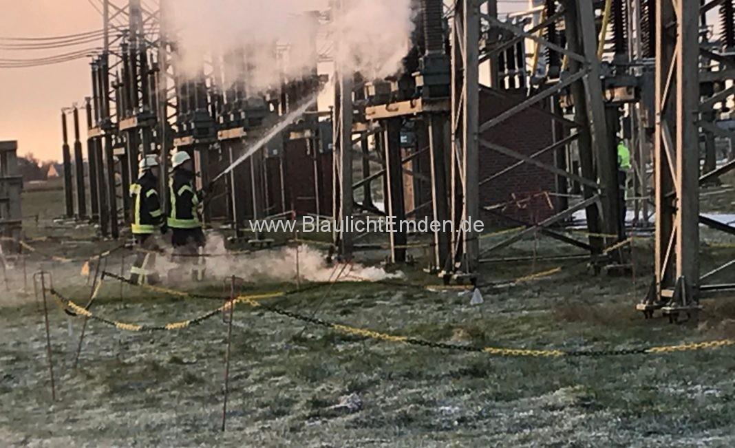 Foto: Feuerwehr Landkreis Leer